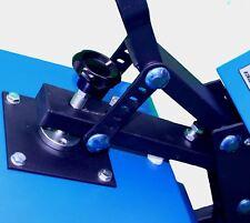 Clam Presse Thermique Haute Pression Machine 38.1cmx38.1cm (38x38cm) Bluewave