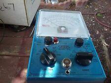 Vintage Eico Peak to Peak Voltage Ohm Meter Model 232
