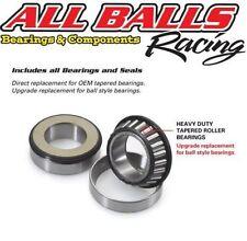 Suzuki GSXR600 K1 to K5 2001 to 2005 Steering Bearings KIt, By AllBalls Racing