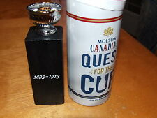 2017 Molson Canadian Mini ORIGINAL Stanley Cup Quest for NHL1893-1913