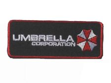 Umbrella Corporation Resident Evil embroidered badge Patch 4x11 cm