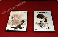 NOIR 2 DVD Set - Shades of Darkness & The Hit List - Anime 2003