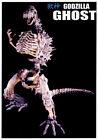 Godzilla Ghost Skeleton Dinosaur Monster Unpainted Figure Model Resin Kit