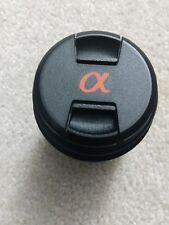 Sony 18-55mm DT 1:3.5-5.6 SAL1855 SAM Lens Kit Lens Never Used