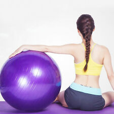 25cm Exercise Pilates Balance Yoga Gym Fitness Ball Aerobic Abdominal