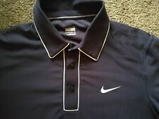 Nike polo tennis RF shirt Roger Federer XL 2009 ATP World Tour Finals in London