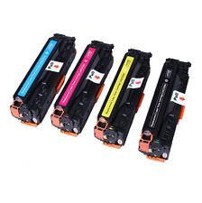 Color Toner Set CC530A CC531A CC532A CC533A For HP LaserJet CP2025dn Cm2320n