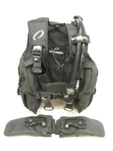 Oceanic OceanPro BCD, XS, scuba diving pro bc jacket