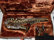 Ida Maria Grassi Alto Saxophone w/Case