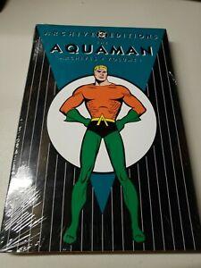 The Aquaman DC Comics Archives Editions Volume 1 HC 1st Print 2003 - New Sealed