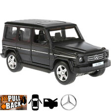 Diecast Metal Model Car Mercedes-Benz G-Class G-Wagen Gelandewagen Black Toy