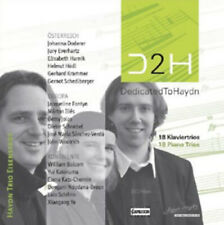 Haydn Trio Eisenstadt : D2H CD 3 discs (2009) ***NEW*** FREE Shipping, Save £s