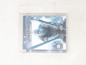 VIKING BATTLE FOR ASGARD SONY PLAY STATION 3 ps3 ITA  ANNO 2008 [GG3-058]