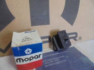 Cuda Challenger Road Runner Mopar Engine Motor Mount NOS 3-2273