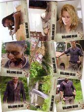 The Walking Dead Season 3 Part 2 - 72 Card Basic/Base Set - Cryptozoic 2014