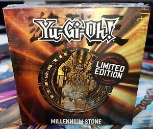 Millennium Stone *LIMITED EDITION* New & Sealed Yu-Gi-Oh!