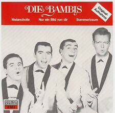 Die Bambis - Die Bambis ( Rare CD )