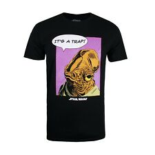 Star Wars - It's a Trap - Mens - T-shirt - Black - Sizes S-XXL
