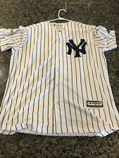 MAJESTIC NEW YORK YANKEES GIANCARLO STANTON JERSEY SIZE LARGE MLB BASEBALL, NWT