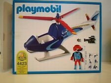 Playmobil 4423 - Helicopter with camera (OVP)