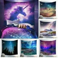 Galaxy Starry Sky Wall Hanging Tapestry Beach Party Blanket Home Bedroom Decor