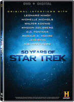 50 Years Of Star Trek [New DVD]