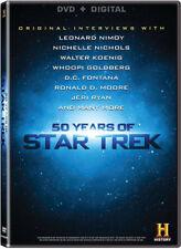 50 Years Of Star Trek [New DVD]