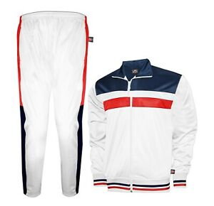 Shinestone Mens Tracksuit Set Sports Gym Training Suits Sportswear Sets with Full Zipper for Men