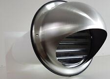 Muro riquadro 100 Cappa Tubo telescopico in acciaio inox riflusso mkwsrle-bdsi-W