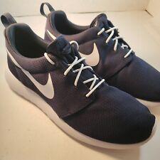Nike Roshe One Men Running Shoes 511881 423 Navy New Size 10