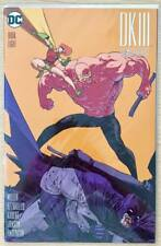 DK III THE MASTER RACE #8 RILEY ROSSMO 1:10 INCENTIVE VARIANT DC MAY 2017 NM