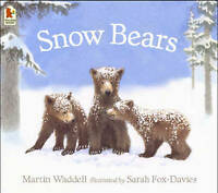 """""""AS NEW"""" Snow Bears, Waddell, Martin, Book"""