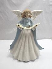 Lladro Figurine #5719 Angel Tree Topper, with box