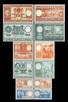 Noruega -  2x  5 - 1.000 Kroner - Edición 1948 - 1976  Reproducción 04