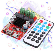 TPA3116 Stereo 50W+50W Bluetooth Audio Receiver Amplifier Board + Remote Control