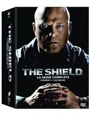 Dvd THE SHIELD  La Serie Completa - Stagioni 1-7 (Box 28 Dischi) ....NUOVI