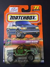 MATCHBOX #71 CHEVROLET CHEVY BLAZER 4X4 TRUCK 2000 CHASE LOGO TH TREASURE HUNT