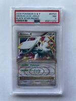 Arceus LV. X Platinum Holo PSA 7 Pokemon Card DP53