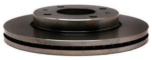 Disc Brake Rotor-Non-Coated Front ACDelco 18A1490A fits 01-06 Hyundai Elantra