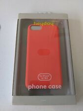 heyday iPhone 6, 7 & 8 Case - Coral Silicone