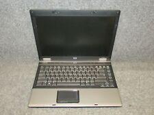 """HP Compaq 6535b 14"""" Laptop w/ AMD Athlon II X2 2.00GHz 2GB RAM 320GB HDD"""