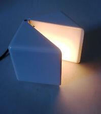 70s Leuchte Martinelli Luce Dado lamp folding cube light Casati Lampe annees 70
