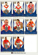 2014-15 Select AFL Honours Brownlow Gallery Cards Club Collection Sydney (14)
