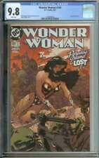 WONDER WOMAN #169 CGC 9.8 WHITE PAGES