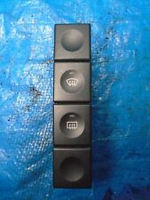 FORD FIESTA MK6 FRONT AND REAR HEATED WINDOW SWITCH SET 2002 TO 2005 SHAPE
