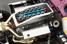 Exoto 1:18 | SET OF 2 | 1988 Silk Cut Jaguar XJR-9 LM + Spare Le Mans Chassis