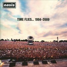 OASIS - TIME FLIES... 1994-2009 NEW CD