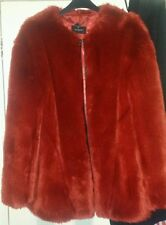 Marks and Spencer Women's Faux Fur Hip Length Coats & Jackets