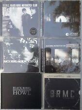 Black Rebel Motorcycle Club / BRMC / Howl / Beat the Devil's Tattoo / 6CD Bundle