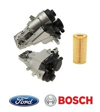 Ford Focus ST RS 2.5 20V Genuine Oil Filter Housing With Bosch Filter HYDA JZDA